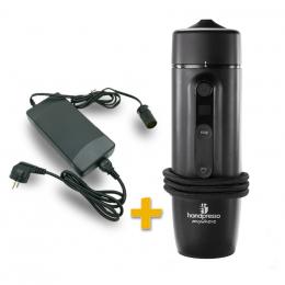 Handpresso Auto Capsule + Transformator 120 W