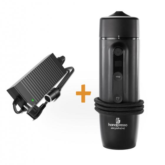 handpresso auto capsule machine expresso voiture. Black Bedroom Furniture Sets. Home Design Ideas