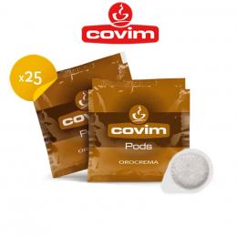 Covim ESE espresso pods Orocrema box of 25- Handpresso
