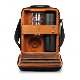 Manual espresso machine outdoor case - Handpresso