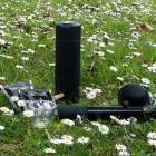 Bouteille isotherme noire pour machine expresso portable - Handpresso