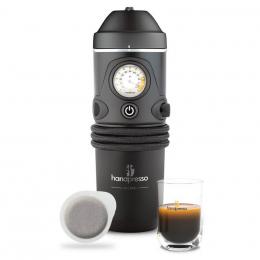 Handpresso Auto, Kaffeemaschine für das Auto– Handpresso