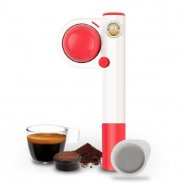 Handpresso Pump Pop pink manual espresso machine - Handpresso