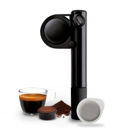Refurbished Handpresso Pump Black manual espresso maker - Handpresso