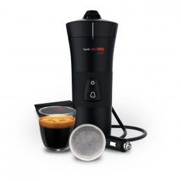 Reconditionné machine à café 24V pour camion - Handcoffee Truck