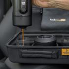 Reacondicionado Handpresso Auto Set capsule de máquina de café coche