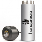 Refurbished white thermo-flask with built-in thermometer - Handpresso