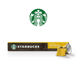 Starbucks Blonde 10 capsule